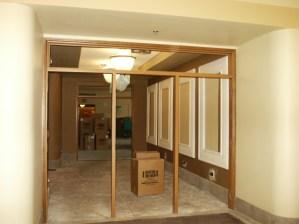 Mezzanine Level Sound and Light Lock