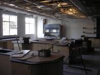 1st Floor Laboratory Casework