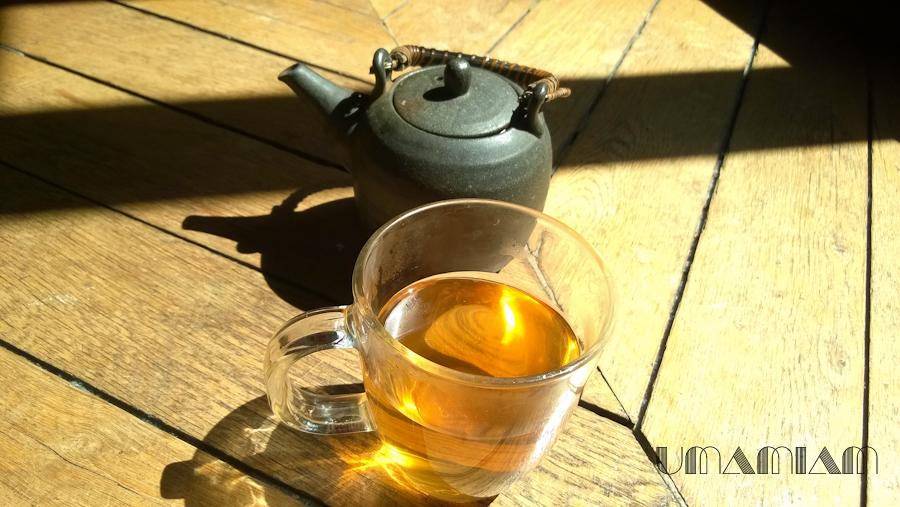 thé hojicha