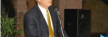 1999. Se nombra Rector al Ing. Ignacio Algara Cossio.