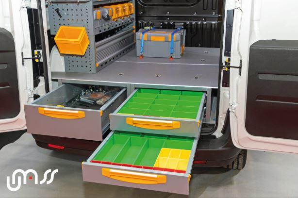 Nuovi allestimenti per trasformazioni veicoli commerciali