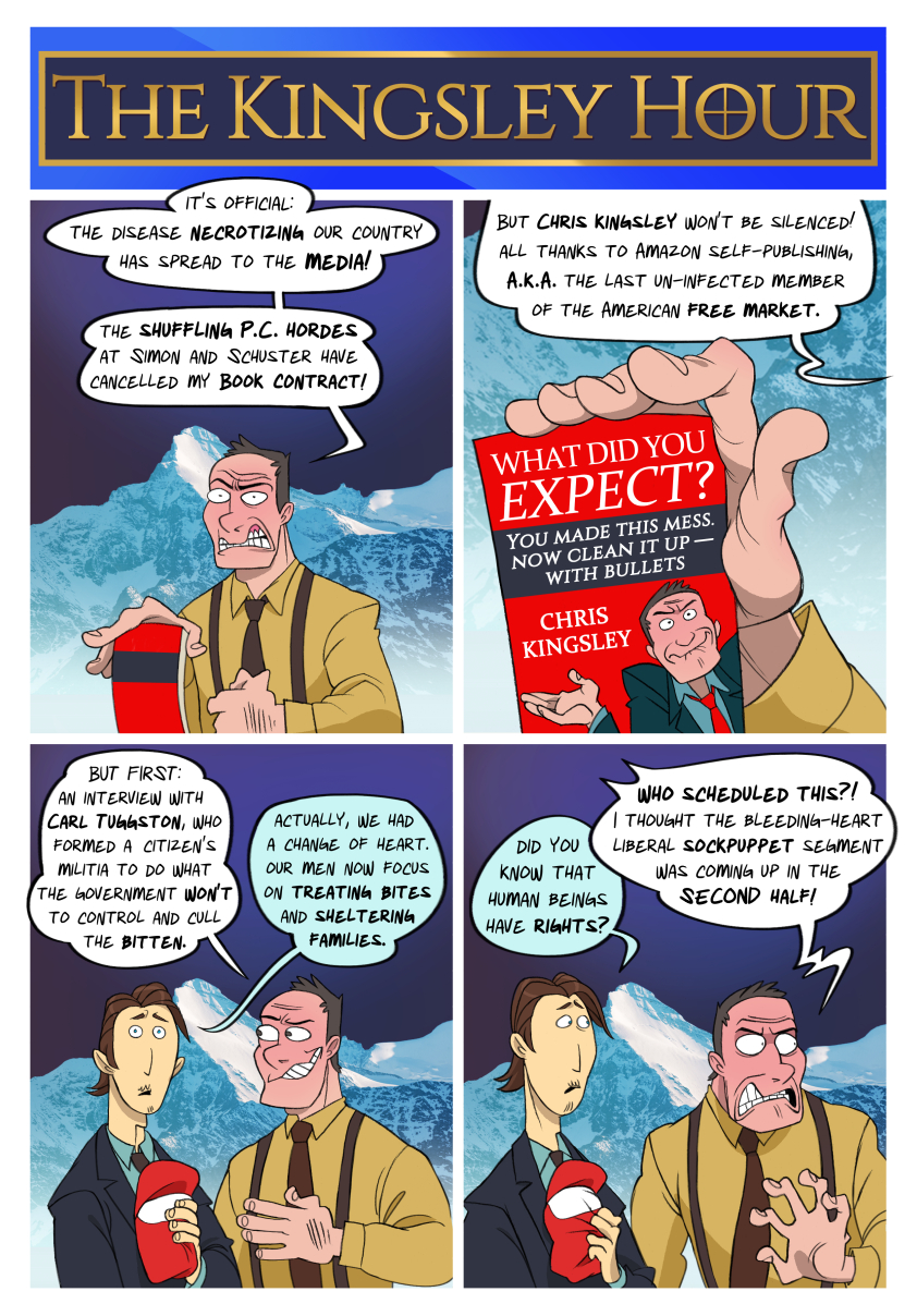 Guest comic by the very awesome Psshaw, creator of False-Edge (false-edge.com)