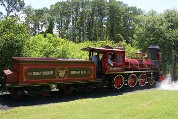 Walt Disney World Railroad fechará para reformas