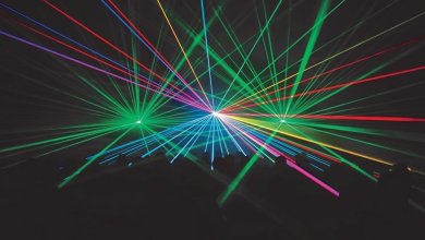 Um bilhete, por favor. Novo show de lasers no Orlando World Center Marriott