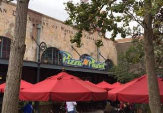 Pizza Planet do Hollywood Studios fechará para longa reforma
