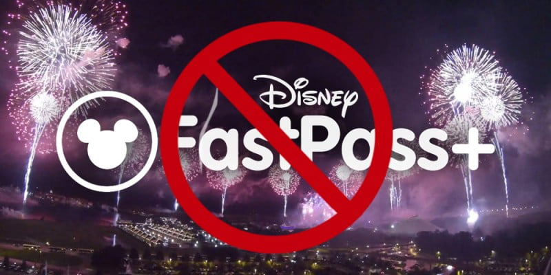Wishes e desfiles são cortados do Fastpass+ no Disney's Magic Kingdom