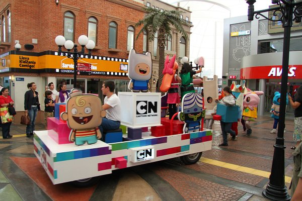 Kidzania-cuicuilco-mexico-city-cartoon-network-parade