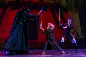 """Star Wars Day at Sea"" volta para o Disney Fantasy 1"