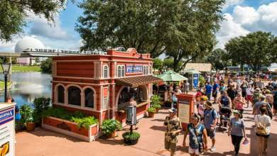 Epcot International Food & Wine Festival é o mais longo da história | Um bilhete, por favor.