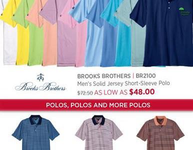 Brooks Brothers Polos