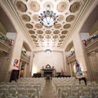 Winter wedding at the St. Paul Athletic Club
