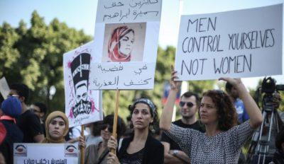al-shak magiya fumetto con tematiche femministe