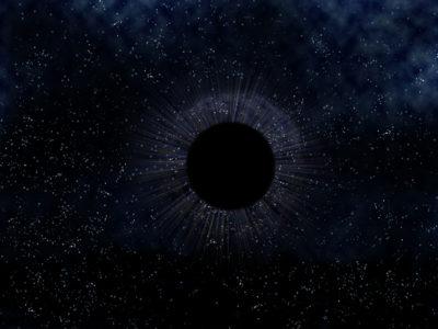 materia oscura antimateria