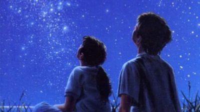guardare le stelle