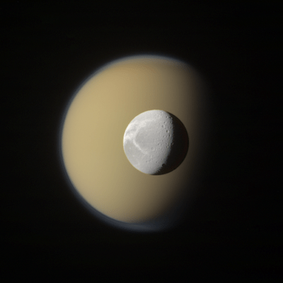 dione luna di saturno