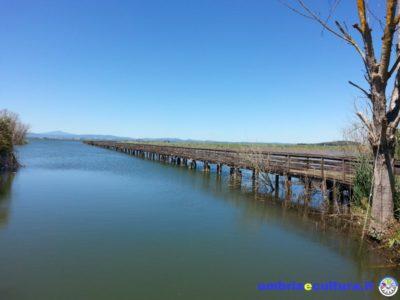 I laghi umbri promossi da Legambiente
