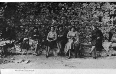 Monte Castello di Vibio: incontro con Sydel Silverman