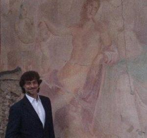 Pompei: restaurato dipinto 'Adone ferito' grazie al libro di Alberto Angela