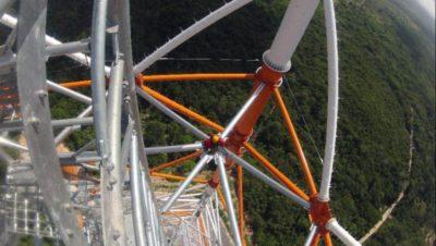 In Amazzonia una torre di 325 metri per studiare il clima