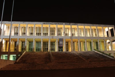 archivio centrale dello stato