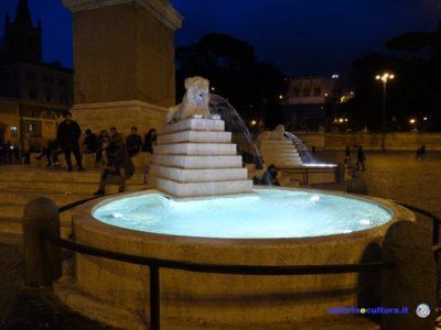 fontana leoni