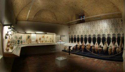 San Valentino, Eros e Bacco al Museo del Vino di Torgiano