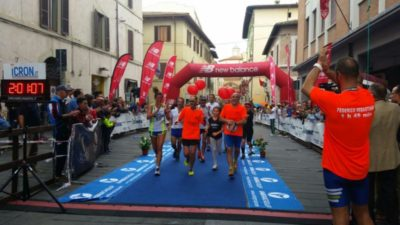 Avanti Tutta: ottima prestazione di Leonardo Cenci alla mezza maratona di Foligno