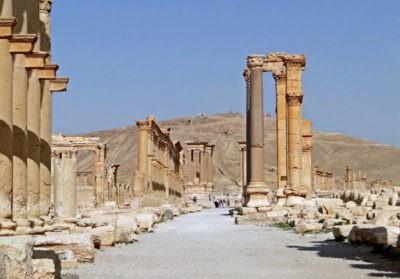 Archeologia: firmato 'Accordo di amicizia' tra Palmira e Paestum