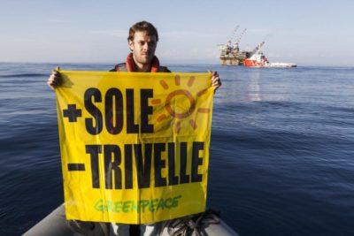 greenpeace piattaforma vega sicilia