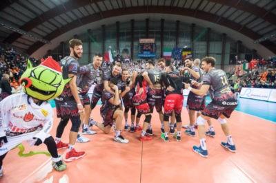 Sir Sicoma Colussi Perugia fina four champions