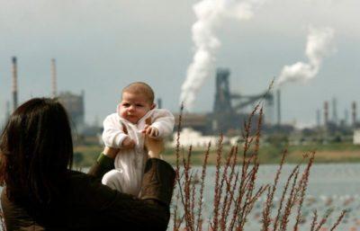inquinamento bambini