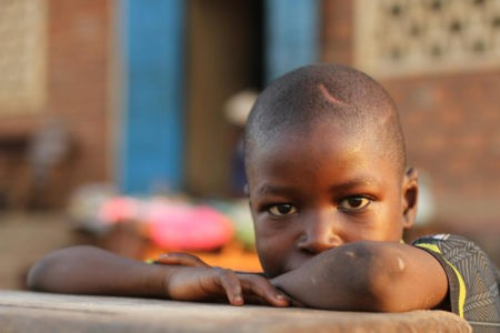 bambini repubblica centroafricana bangui