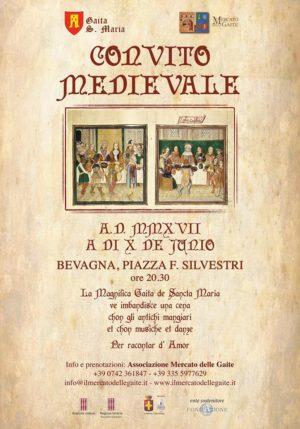 convito medievale