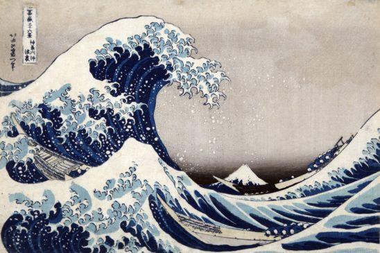 """Mostre. Apre a Roma """"Hokusai. Sulle orme del Maestro"""""""