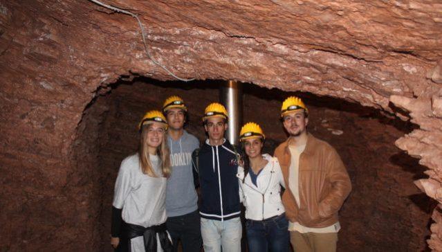 spello underground