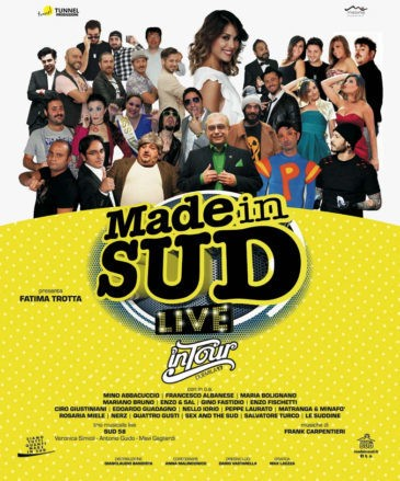 made in sud live tour