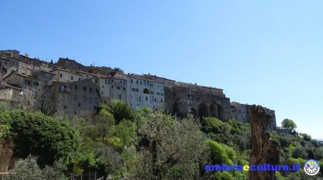 L'Umbria dei borghi. Pasqua ad Amelia, Montefalco e Montone