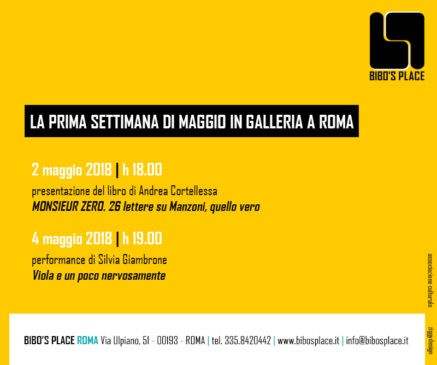 maggio in galleria in roma