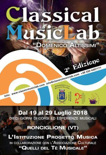 classical music lab