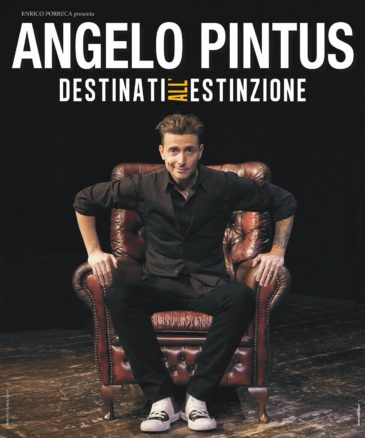 angelo pintus destinati all'estinzione