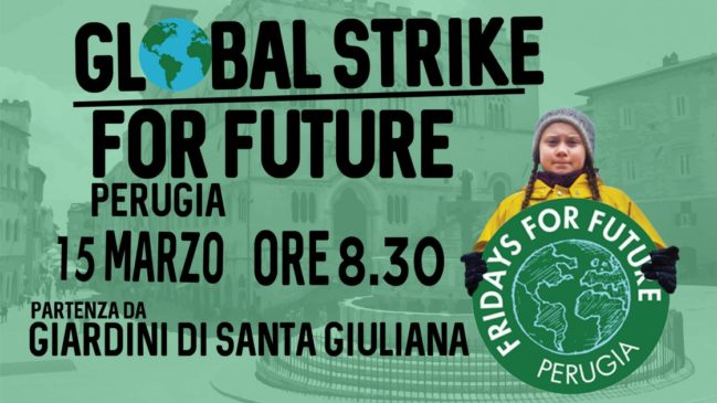 global strike for future