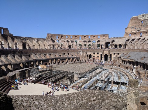 il colosseo colosseum domeniche gratuite
