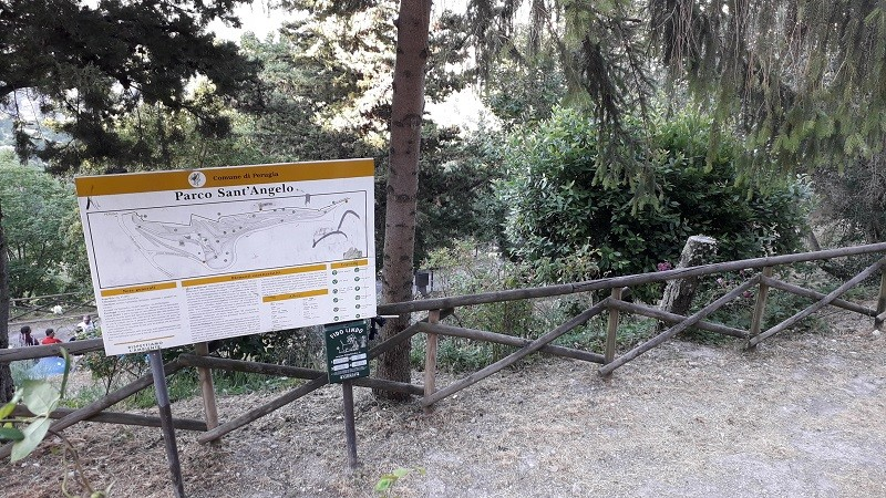 parco sant'angelo