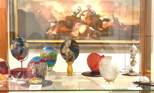 colazione al museo - ovo pinto