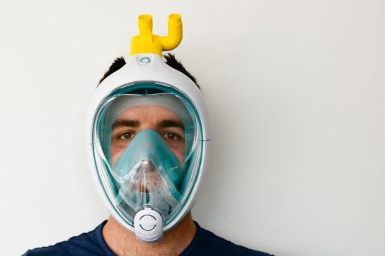 maschere da sub respiratori