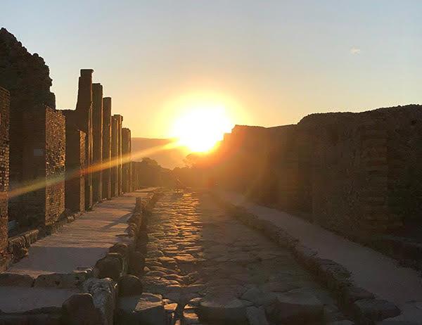solstizio a pompei