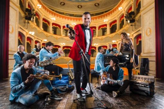 Liscio: il tour dell'iconica Orchestra Casadei riparte da Montone
