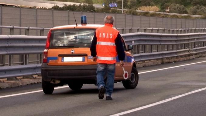 Incidente stradale, chiuso tratto statale 219 a Gubbio