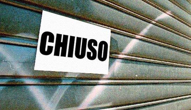 Camera di Commercio, aumentano i fallimenti in Umbria +31,3 per cento
