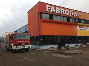 Incendio Fabro